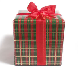 Today is a Gift - Unwrap It