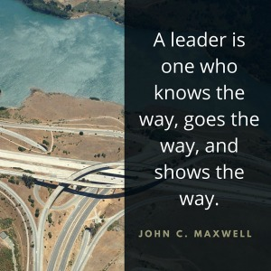 A great leader is.