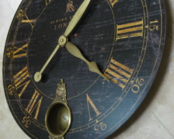 What if I am dying? Picture of Clock.